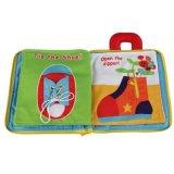 Los niños de moda un paño de tela Book