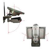 Im Freien SolarÜberwachungskamera drahtloses WiFi IP 360 Grad panoramisch