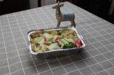 Недавно разработанные сохранения тепла продовольственной, закуска из алюминиевой фольги для Fast Food упаковки