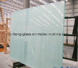 alta qualidade de 8mm que Sandblasting os painéis do vidro Tempered