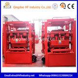 Máquina moldando do bloco de cimento manual da cavidade do tijolo do cimento Qt4-26