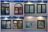 Telaio di plastica Windows dell'alluminio della conca 70