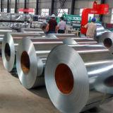 0.18m m acanalaron la bobina de acero galvanizada sumergida caliente del material de hoja de acero