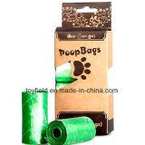 Saco de resíduos para animais de estimação Waterproof Dog Poop Bag
