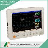 Monitor paciente del multiparámetro con los canales duales para NIBP