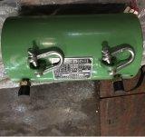 De hydraulische Bouw die van de Brug de Elektrische Hefboom van de Spanning beklemtonen