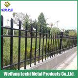 Haute résistance et aucune pollution clôture en acier galvanisé pour la sécurité