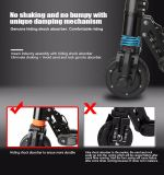 安い価格2の車輪の移動性の電気蹴りのスクーターのFoldable折りたたみの電気スクーター