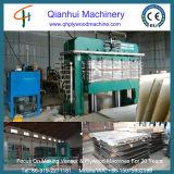 Hebei Qianhui 600t 15 couches de panneau de particules faisant à machine la machine chaude de presse