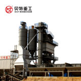 Fábrica de produção de misturas betuminosas com Overseas Service