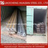 Штанга угла горячекатаной равной ширины стальная сделанная в Китае