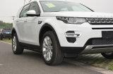 Étape électrique pour Land Rover-Discovery