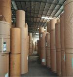 Único lado lateral do revestimento e papel de embalagem De revestimento revestido