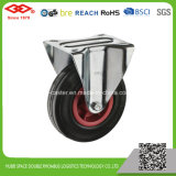 Промышленное колесо рицинуса с резиной (G101-31D075X25S)