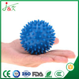 Esfera Spiky da massagem do PVC da forma do amendoim da ioga do silicone