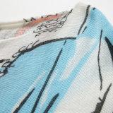 Druk van het meisje breide de Sweater van de Kleding, Levering voor doorverkoop van de Trui van de Kokers van de Manier de Lange