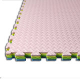 Stuoie variopinte impermeabili del pavimento della gomma piuma di Kamiqi EVA--Struttura del foglio