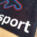 Baumwolle 100% Sports Velour-Badetuch
