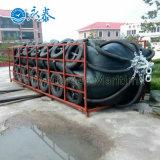 Marine doca flutuante para-lama de borracha pneumático