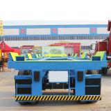 ボギー中断タンデム車軸容器ターミナルトレーラー