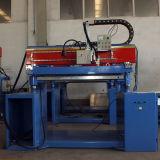 Máquina de soldadura longitudinal automática para o tanque de aço galvanizado