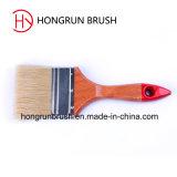 Escova de pintura de madeira do punho (HYW020)