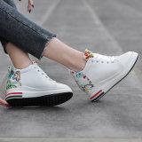 De Dansende Schoenen van dames en Rode Belangrijkste Schoenen