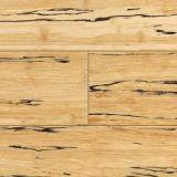 Blanc Uniclic se laver les planchers de bambou Strandwoven solide