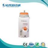 Onlinesystem-China-neue Ausrüstungs-heiße Verkaufs-medizinischer Gebrauch Anethesia Maschine mit Sauerstoff-Regler S6600