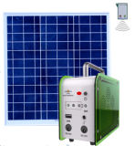 Lampada solare portatile con la funzione di telecomando