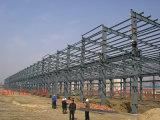 Taller de estructura de acero de construcción con panel sándwich de pared (KXD-SSB1428)