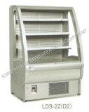 Frigorifero commerciale della visualizzazione della bibita analcolica dei frigoriferi da vendere