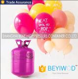 tanque do hélio do cilindro do balão do hélio de 22.4L 50lb para balões do partido