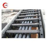 Нейлон PA66 материала гибкий кабель канала на токарном станке инструменты