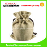 Fancy Handmake Nature Couleur Jute Drawstring Bag