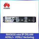 Huawei Ma VDSL5616 24 ports prend en charge ADSL2+ sur pots Ccue Routage conditionnel des appels