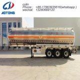 Fábrica de China el Fuel Oil Tanker semi remolque para venta (25-60cbm)