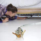Linterna telescópica de la luz del trabajo del cuello flexible extensible magnético
