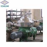 Centrífugo de alta calidad de la Crema de Leche de la máquina de extracción del separador de centrífuga de disco