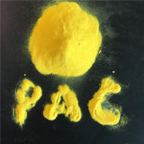 Het industriële Chloride van het Poly-aluminium van de Rang PAC voor de Chemische producten van de Behandeling van het Water Watste