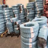 Boyau en caoutchouc hydraulique tressé à haute pression de fil d'acier de Mingtong