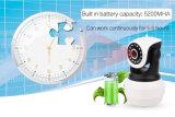 Appareil-photo sec sans fil de WiFi d'IP de l'appareil-photo 720p de carte SIM de Toesee 1.0MP HD 3G 4G avec la batterie