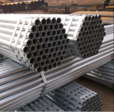 Tubo galvanizado 48.3m m del andamio BS1139&En39/tubo de acero del andamio