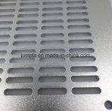 알루미늄 메시 스피커 보호 통신망 장식적인 메시 금속 보호 널을 각인하는 기계설비를 각인하는 다량 구멍