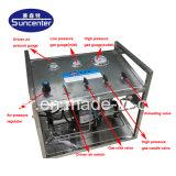 Suncenter CO2/azoto/oxigênio/Amplificador de gas helio
