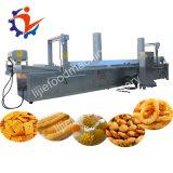 Il migliore spuntino di prezzi scheggia la friggitrice delle palline di /Nuts /Cheetos 3D/la macchina continue di frittura