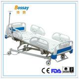 調節可能な電気病院用ベッド4機能医学のベッド