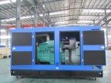 250kVA super lärmarmer Volvo DieselGenset mit ISO-Bescheinigung