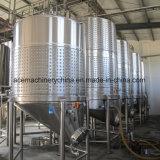 SS304 Varible depósito de fermentação do Vinho Vinho de uva fermentador (ACE-FJG-1B)