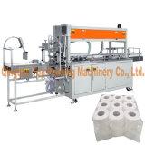 Machine de conditionnement de rouleaux de papier hygiénique de 10 rouleaux